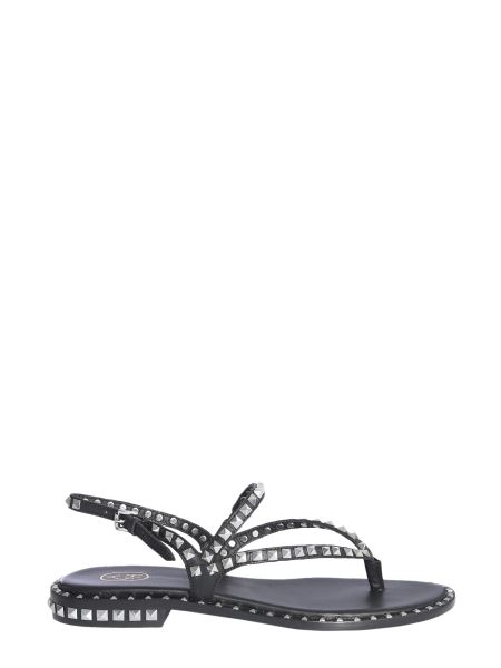 Ash - Peps Leather Flip Flops