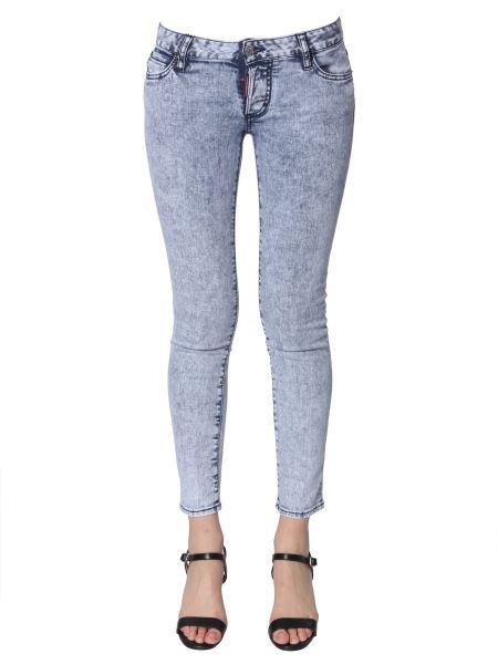 Dsquared - Jennifer Fit Jeans In Denim Stretch