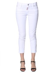 DSQUARED - JEANS SUPER SKINNY CROPPED FIT