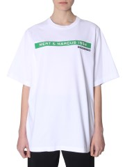 DSQUARED - T-SHIRT OVERSIZE FIT