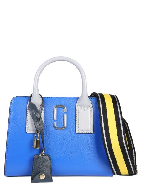 Marc Jacobs - Little Big Shot Leather Tote Bag