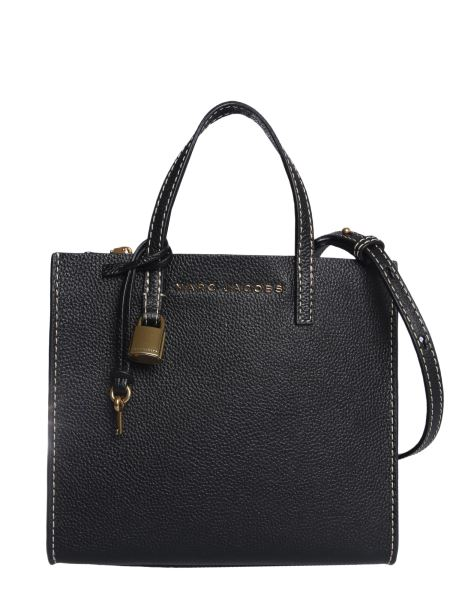Marc Jacobs - Mini Grind Leather Tote Bag