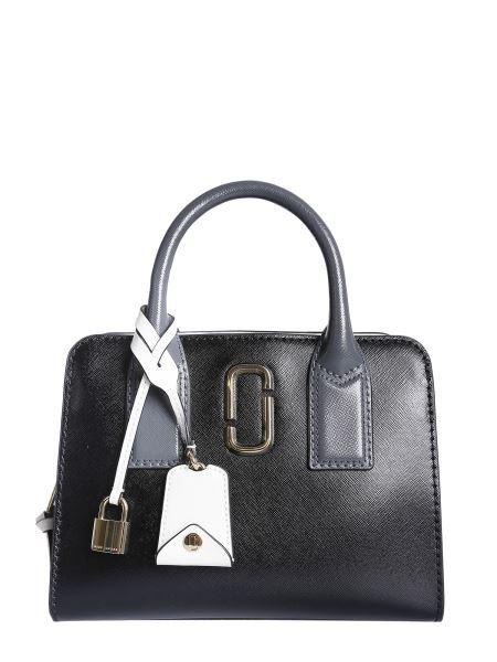 Marc Jacobs - Little Big Shot Saffiano Leather Tote Bag