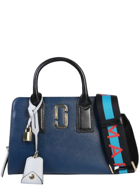 Marc Jacobs - Little Big Shot Leather Tote Bag