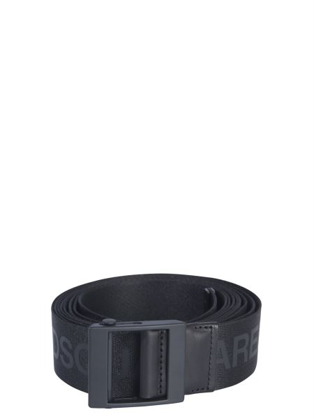 Dsquared - Buckle Belt With Logo