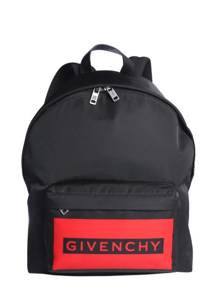 Givenchy - Zaino In Nylon Con Logo