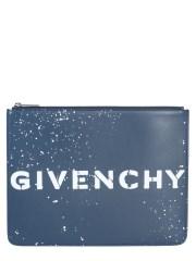 GIVENCHY - POUCH CON LOGO