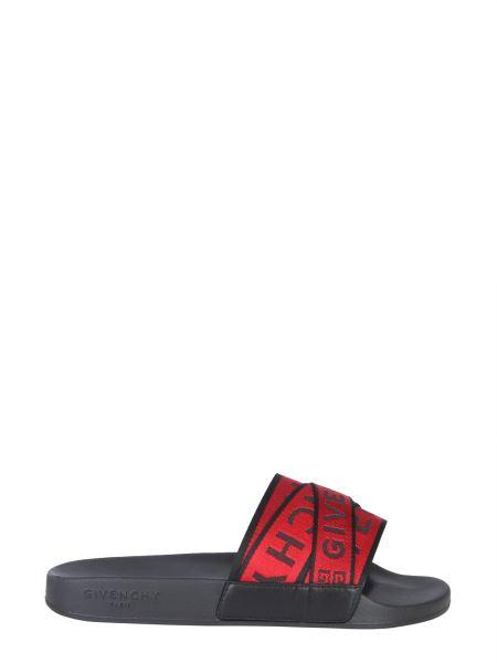 Givenchy - Sandalo Slide In Gomma
