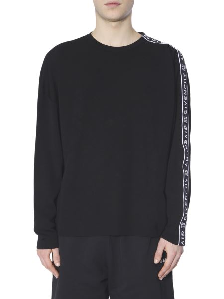 Givenchy - 4g Logo-tape Wool Sweater