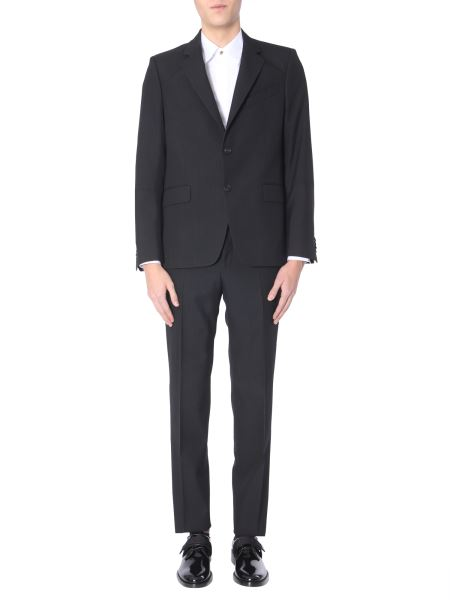 Givenchy - Abito Slim Fit In Fresco Lana