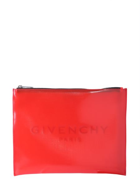 Givenchy - Pouch Large In Pvc