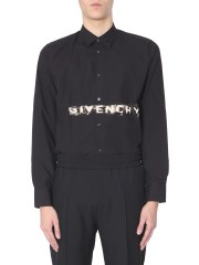 GIVENCHY - CAMICIA SLIM FIT