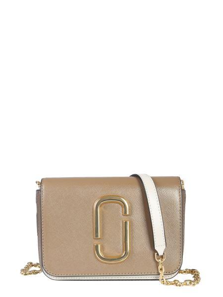Marc Jacobs - Hip Shot Logo Leather Bag