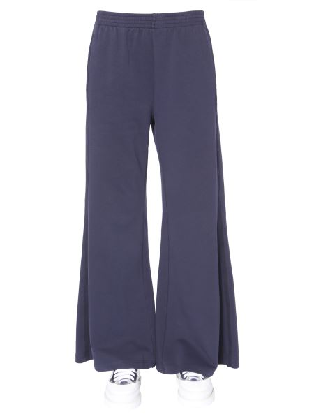 Mm6 Maison Margiela - Pantalone Ampio
