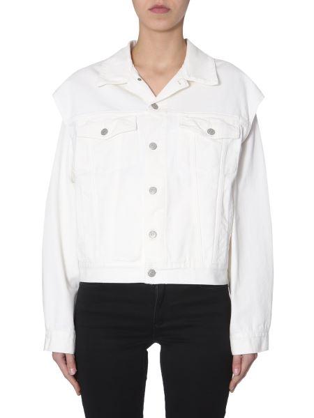 Mm6 Maison Margiela - Denim Oversize Jacket