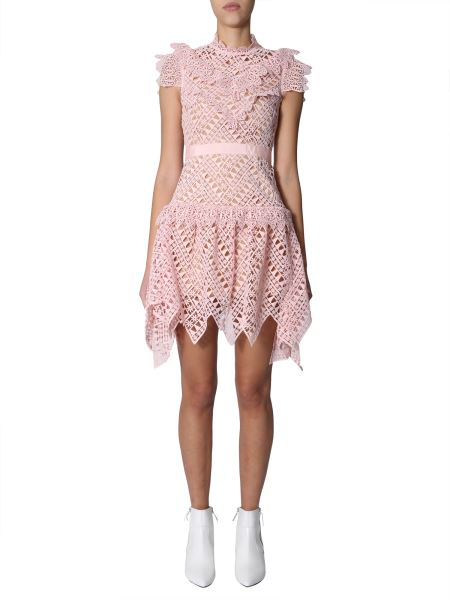 Self-portrait -  lace Dress With Honeybody
