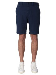 PS BY PAUL SMITH - SHORT IN MISTO COTONE