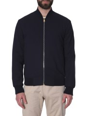 PAUL SMITH - BOMBER IN COTONE