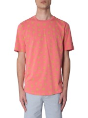 PS BY PAUL SMITH - T-SHIRT CON STAMPA PALME