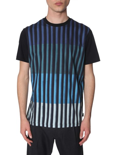 Ps By Paul Smith - T-shirt A Righe