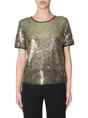PS BY PAUL SMITH - BLUSA CON PAILLETTES
