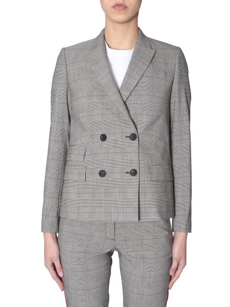 Ps By Paul Smith - Double-breast Wool Blend Jacket