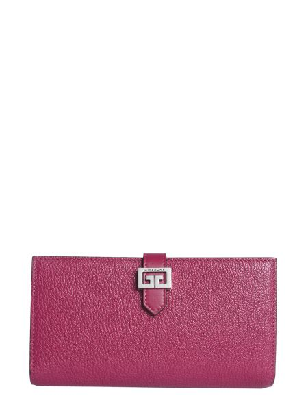 Givenchy - Orchid Leather Wallet