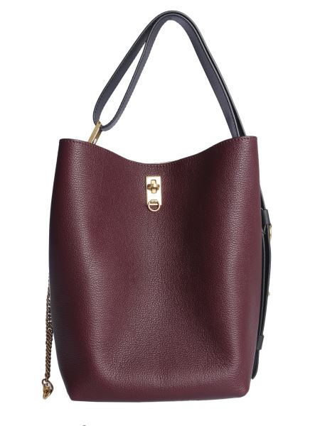 Givenchy - Gv Bucket Bag In Leather