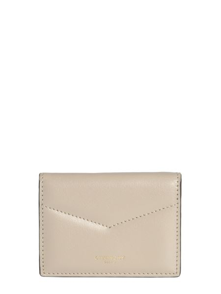 Givenchy - Edge Leather Wallet