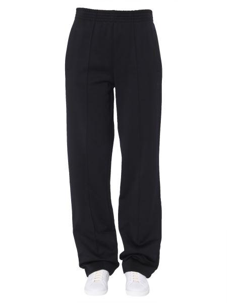 Givenchy - Pantalone Jogging In Misto Cotone
