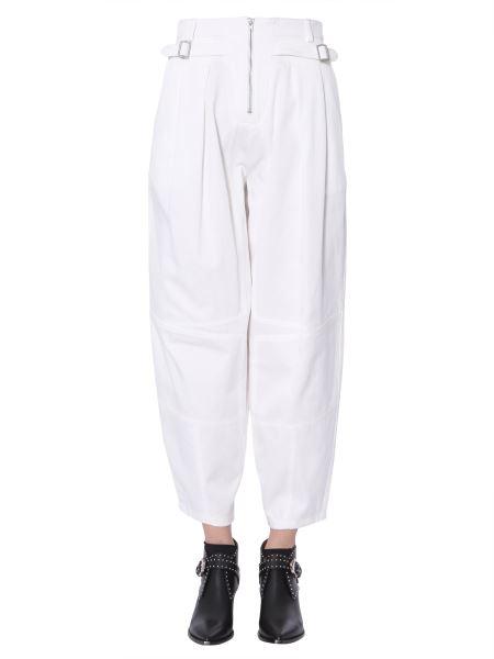 Givenchy - Pantalone A Vita Alta Con Pinces