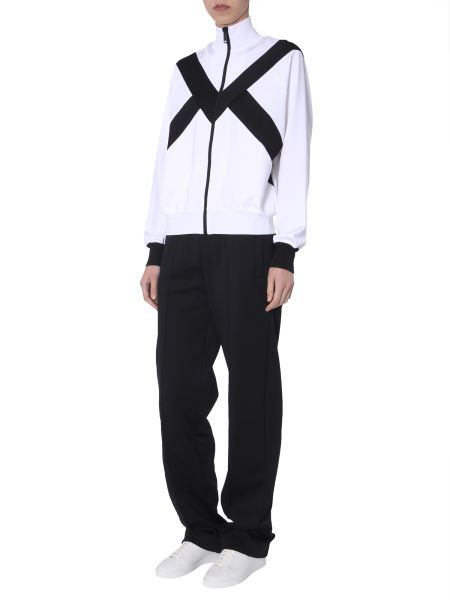 Givenchy - Two-tone Stretch Viscose Jacket