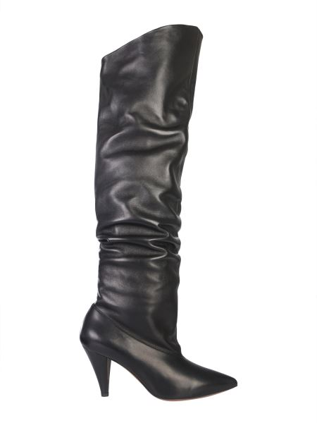 Givenchy - High Boots In Nappa