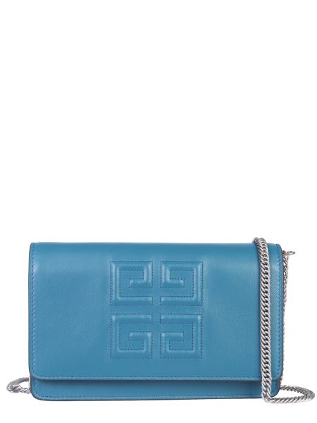 Givenchy - Mini Bag In Leather With 4g Logo