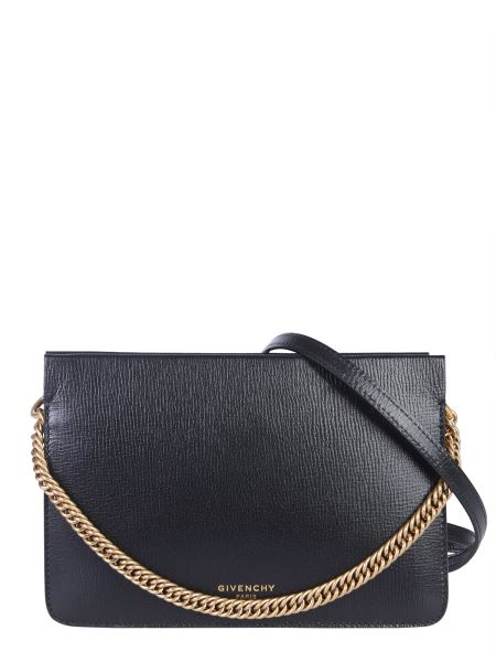 Givenchy - Cross 3 Bag In Floral Suede Leather