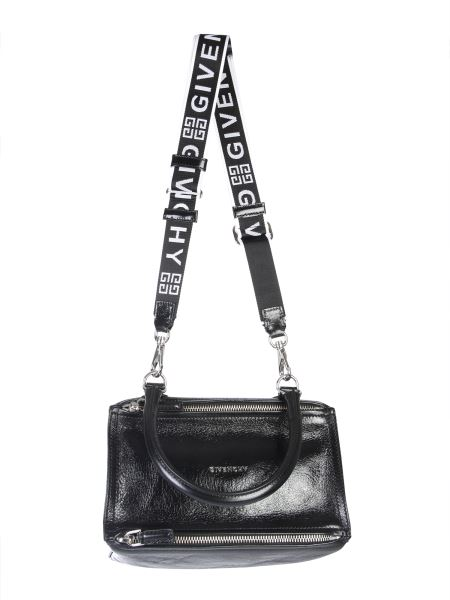 Givenchy - Small Pandora Bag In Hammered Leather