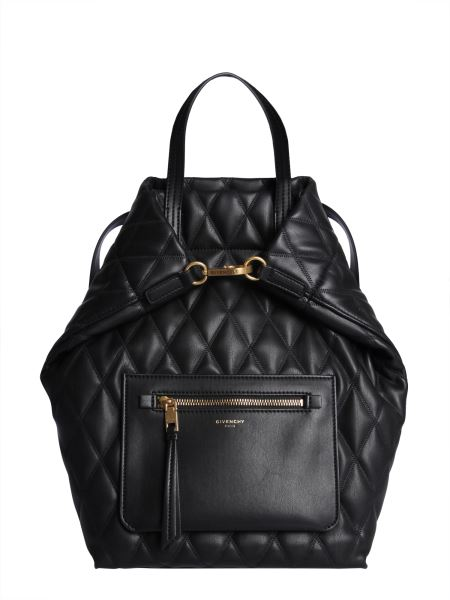 Givenchy - Quilted Tote Backpack Bag