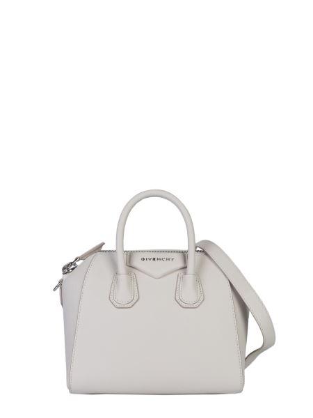 Givenchy - Mini Antigona Bag In Hammered Leather