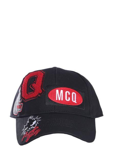 Mcq Alexander Mcqueen - Cotton Baseball Cap