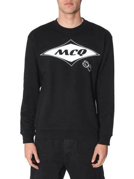 Mcq Alexander Mcqueen - Felpa Girocollo