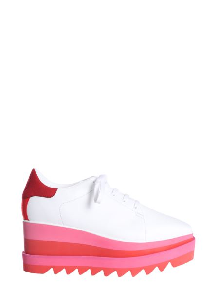 Stella Mccartney - Elyse Sneakers With Contrasted Sole