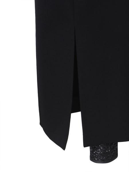 Stella Mccartney Wool Palazzo Pants In Black