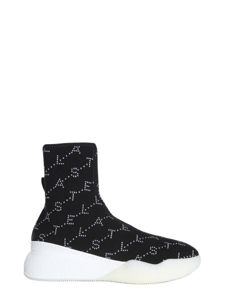 Stella Mccartney - Monogram Loop Sneakers