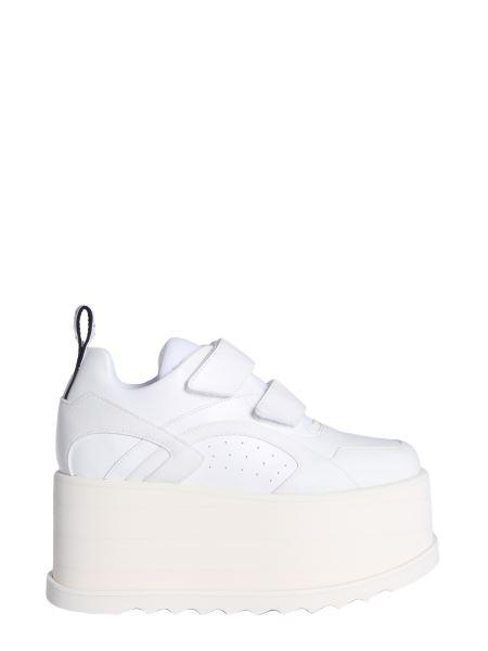 Stella Mccartney - Eclypse Wedge Heel Sneakers