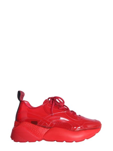 Stella Mccartney - Eclypse Sneakers In Transparent Pvc