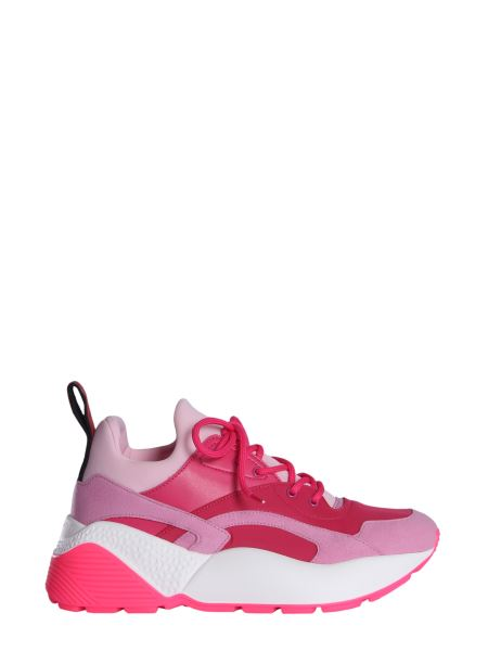 Stella Mccartney - Eclypse Sneakers With Thick Rubber Sole