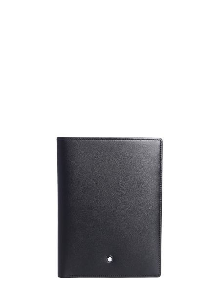 Montblanc - Leather Wallet With Logo
