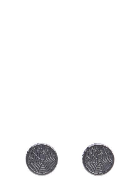 Montblanc - Inlet Steel Cufflinks