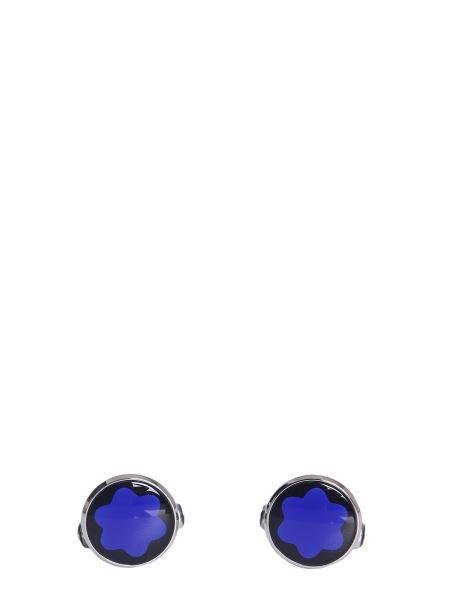 Montblanc - Cufflinks With Logo