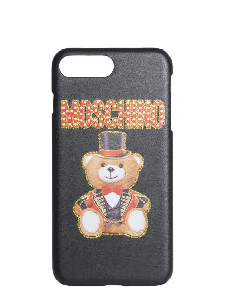 Moschino - Iphone 6 / 6s / 7 Plus / 8 Plus Cover With Teddy Bear Circus